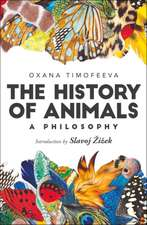 The History of Animals: A Philosophy