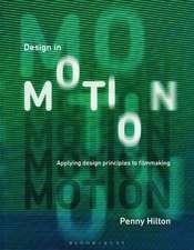 Design in Motion: Applying Design Principles to Filmmaking