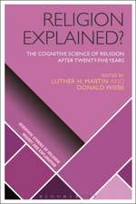Religion Explained?: The Cognitive Science of Religion after Twenty-five Years