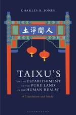 Taixu's 'On the Establishment of the Pure Land in the Human Realm': A Translation and Study