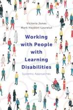 Working with People with Learning Disabilities: Systemic Approaches