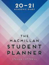 The Macmillan Student Planner 2020-21