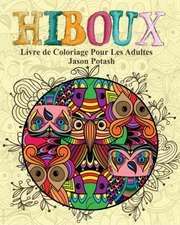 Hiboux Livre de Coloriage Pour Les Adultes