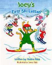 Joey's First Ski Lesson
