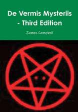 de Vermis Mysteriis - Third Edition