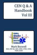 Cen Q&A Handbook Vol III