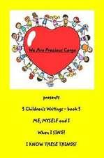 We Are Precious Cargo - SC Book 3