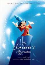 The Sorcerer's Apprentice: A Classic Mickey Mouse Tale