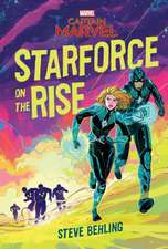 Captain Marvel: Starforce on the Rise