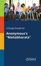 A Study Guide for Anonymous's