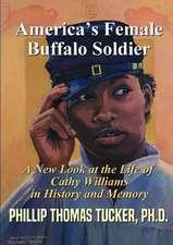 Americaos Female Buffalo Soldier