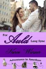 For Auld Lang Syne, Book 8, an Adventures in Amethyst Series Novel