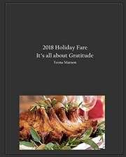2018 Holiday Fare