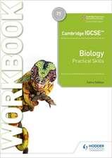 Cambridge IGCSE (TM) Biology Practical Skills Workbook