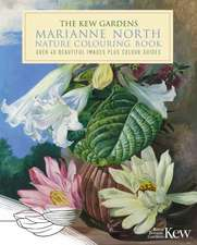 Kew Gardens Marianne North Nature Colouring Book