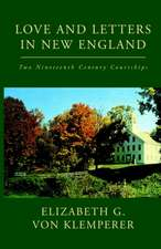 Love and Letters in New England