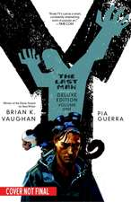 Y:  The Last Man, Book One