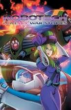 Robotech: Love and War Stories