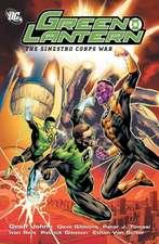 The Sinestro Corps War:  uVampire, Volume 2