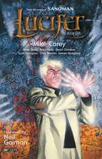 Lucifer Book One:  The Culling (the New 52)
