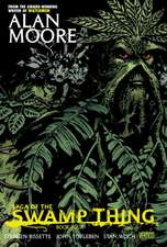 Saga of the Swamp Thing Book Four:  Old Friends, New Enemies