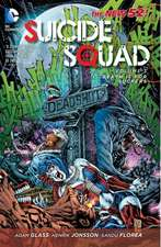 Suicide Squad, Volume 3:  Death Is for Suckers (the New 52)