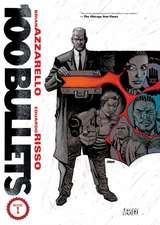 100 Bullets Book One:  Masters of War