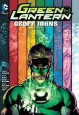 Green Lantern by Geoff Johns Omnibus Vol. 2:  Archer's Quest Deluxe Edition