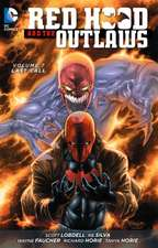 Red Hood and the Outlaws, Volume 7:  Injustice League