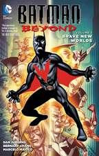 Batman Beyond, Volume 1:  Brave New Worlds