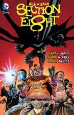 All-Star Section Eight:  The Golden Age Omnibus Vol. 2