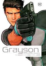 Grayson The Superspy Omnibus