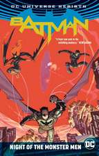 Batman: Night of the Monster Men (Rebirth)