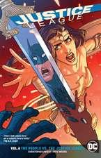 Justice League Vol. 6 (Rebirth)