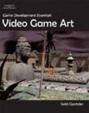 Game Development Essentials: Video Game Art