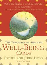 The Teachings of Abraham Well-Being Cards:  Journey Into Present-Moment Time