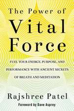 Vital Force: Ancient Energy Secrets for Modern Life