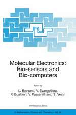 Molecular Electronics: Bio-sensors and Bio-computers
