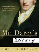 Mr. Darcy's Diary:  Frankenstein or the Modern Prometheus