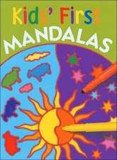 Kids' First Mandalas