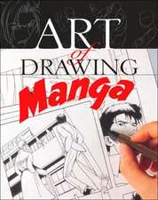Art of Drawing Manga