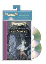 The Adventures of Tom Sawyer [With 2 CDs]