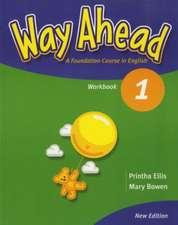Way Ahead 1 Workbook Revised