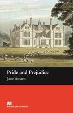 Austen, J: Macmillan Readers Pride and Prejudice Intermediat