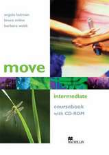 Move Intermediate Student's Book Pack