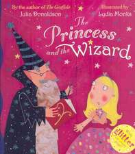 The Princess and the Wizard: 0-5 ani