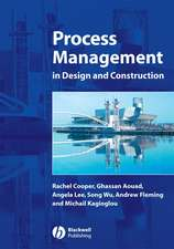 Process Management in Design and Construction