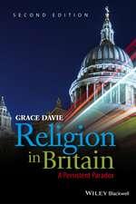Religion in Britain: A Persistent Paradox