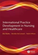 International Practice Development in Nursing and Healthcare