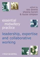 Expertise Leadership and Collaborative Working
